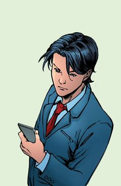 Tim Drake Red Robin