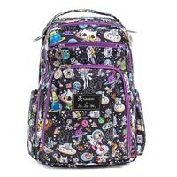tokidoki x Ju-Ju-Be® Be Right Back Space Place Diaper Bag/Backpack Diaper Bag Backpack, Jansport Backpack, Mini Backpack, Jujube Be Right Back, Disney Brands, Disney Products, Belle Beauty And The Beast, Cute Backpacks, Vera Bradley Backpack