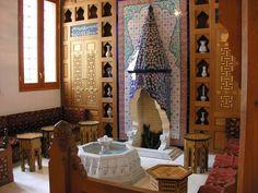 turkish mosque in tokio japan guest room
