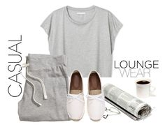 """""""Down Time"""" by adduncan ❤ liked on Polyvore featuring H&M and downtime"""