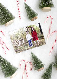 Beautiful, customizable holiday cards from Postable (Pssst: Use code BEAN20 for 20% off your order at www.postable.com)