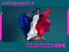 NEW Air France campaign by BETC Paris