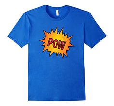 Men's POW! by Jimmo Shirts