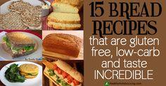 15 gluten free breads