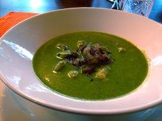 Kana-kookoskeitto ja rapea salottisipuli | Gurmee.net