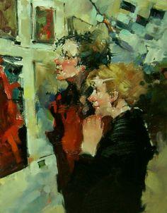 Contemporary Art Patrons - Kim Roberti