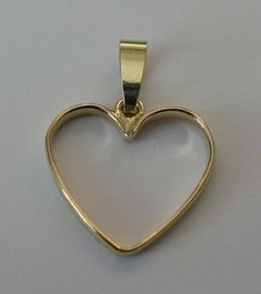 Recycled Jewelry, Old Jewelry, Gems Jewelry, Vintage Jewelry, Jewelry Making, Memorial Jewelry, Heart Of Gold, Ring Necklace, Jewelry Design