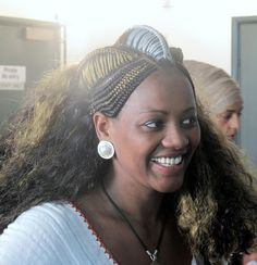 LOVE This Style Ethiopian The Girls Hair Pinterest - Ethiopian new hairstyle