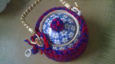 Funda para pava de crochet