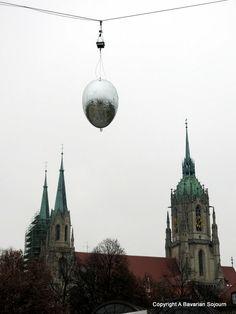 Munich - Winter Tollwood 2014 #bavariansojourn #tollwood