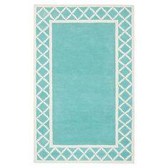 Diamond Border Rug, Pool: rug option #4