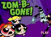 Powerpuff Girls Zombie Gone