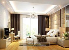 desain interior kamar utama konsep modern minimalis desain