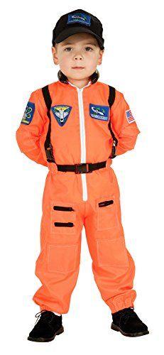 Astronaut Space Suit Orange Career Nasa Fancy Dress Up Halloween Child Costume Theme Halloween, Boy Costumes, Halloween Fancy Dress, Halloween Costumes For Kids, Adult Costumes, Costume Ideas, Halloween 2017, Halloween Ideas, Halloween Night