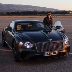"Bentley Continental GT - Tom Claeren • Monte-Carlo (@tomclaeren) on Instagram: "" Crystal-effect headlamps on the #NewContinentalGT now on blog (link in Bio or swipe up in my…"""