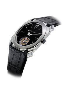 Les 10 plus belles montres de Bale Bulgari Octo tourbillon