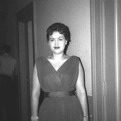 Sept 8th (1961) 29 years old...Back stage at WSM Studios...