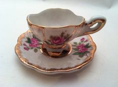 Antique Mini Teacup and Saucer Salisbury, NC