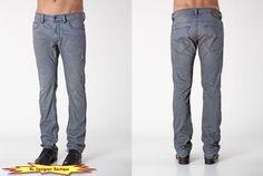 """DIESEL """"Thavar"""" Stretch Cotton Slim Skinny Jeans in 0824N NEW NWT  #DIESEL #SlimSkinny"""