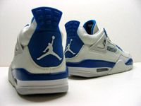fc794f8e539 The Military Blue Air Jordan IV has been on the Holy Grail list of many  collectors over the years. The Air Jordan IV was