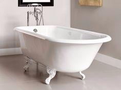 Vasca da bagno in ghisa su piedi ASCOTT by BATH