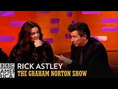 Rick Astley's Daughter Taught Him About Rickrolling Norton Show, Rick Astley, Bbc America, Graham, Daughter, Teaching, Humor, Watch, Music