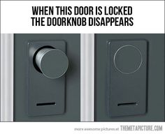 Awesome door.