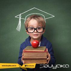 Zil çaldı! Tüm öğrencilere yeni eğitim öğretim yılında başarılar dileriz... :) #BuyakaBiBaşka #BackToSchool