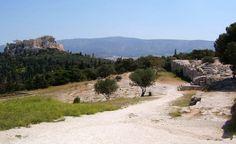 Μνημεία φυσικής και πολιτιστικής κληρονομιάς: Αρχαία Αγορά, Ακαδημία Πλάτωνος, Πνύκα, Άρειος Πάγος