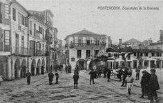 Plaza de A Ferrería