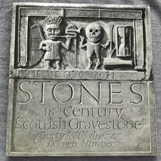 18th Century Scottish Gravestones by ParagonAlley on Etsy