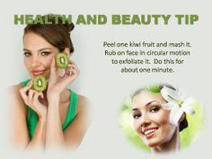 HEALTH AND BEAUTY TIP:  #beauty