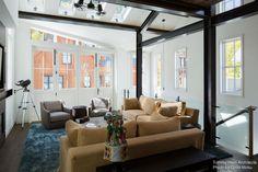 Depot House - Picture gallery #architecture #interiordesign #livingroom