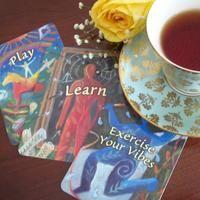 #Psychic Talk & Tea (April 2014) www.kathleenboldt.com