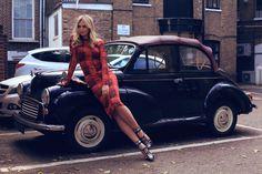 Fashionable car