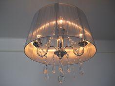 Eric Saade Wohnzimmerlampe