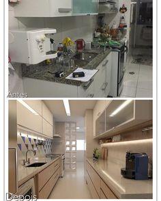 💠O projeto da semana agora com antes e depois. Reforma da cozinha para atender as novas necessidades do cliente.⠀⠀⠀⠀⠀⠀⠀⠀⠀⠀ ⠀⠀⠀⠀⠀⠀⠀⠀⠀⠀ ⠀⠀⠀⠀⠀⠀⠀⠀⠀⠀ ⠀⠀⠀⠀⠀⠀⠀⠀⠀⠀ ⠀⠀⠀⠀⠀⠀⠀⠀ ⠀⠀⠀parceria @marilia.arq  #camilafleck #cozinha
