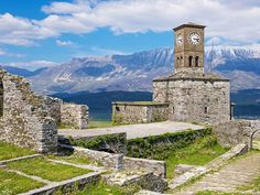Highlights of Albania Cycling Tour Group Tours, Travel Tours, Big Ben, Adventure Travel, Trek, Countryside, Explore, World, Macedonia