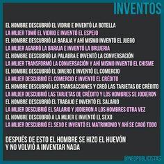Los inventos: