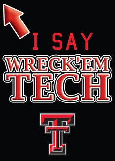 share this on texas tech gamedays!  #TTAA #SupportTradition #CollegeColors