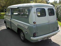 Bedford CAL Romany Classic Campers, Retro Campers, Classic Trucks, Bedford Van, Bedford Truck, Camper Caravan, Camper Van, Volkswagen Transporter, Gypsy Wagon