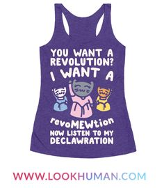 Start a revomewtion of your own with these cute kitty sisters! Show off your love for cats and historical musicals with this cute, cat, musical parody shirt! Hamilton Lin Manuel, Lin Manuel Miranda, Music Sing, Cats Musical, Hamilton Musical, And Peggy, Alexander Hamilton, Workout Wear, Cute Shirts