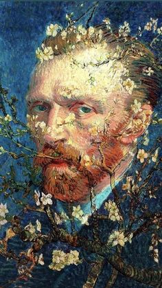 Image about art in 👂🏻🌻🎨🌌 Van Gogh 🌌🎨🌻👂🏻 by Eos – Best Painting Aesthetic Pastel Wallpaper, Aesthetic Wallpapers, Van Gogh Wallpaper, Van Gogh Art, Van Gogh Paintings, Art Hoe, Renaissance Art, Aesthetic Art, Vincent Van Gogh