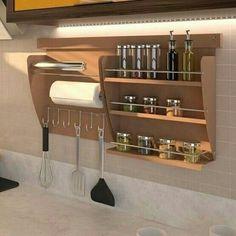 50 Genius Kitchen Storage and Organization Ideas ~ aacmm.com