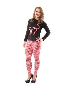 0124 70 AED Catwalk Fashion logo Long sleeve top