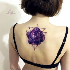 Purple peony by Vlad Tokmenin