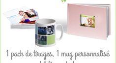 Cui Cui Les Petits Cadeaux 13 : un joli lot photo Photobox à gagner dès aujourd'hui !