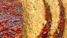 Annie Glenn's Ham Loaf - The Midnight Baker Cracker Barrel Meatloaf, Cracker Barrel Recipes, Bacon Meatloaf, Chicken Meatloaf, Meatloaf Recipes, Meat Recipes, Cheeseburger Meatloaf, Turkey Meatloaf, Cooking Recipes