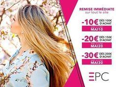 PROMOTION exclusive sur toute votre commande extensions cheveux best qualité RemyHair , toutes longueurs et pose + accessoires  jusqu'au 31 mai 2017 #extensioncheveu #remyhair #clip #mono #tdie #coiffure  https://www.extensionpointcom.fr