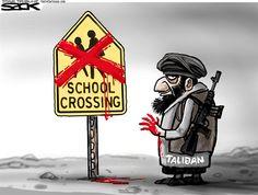ISLAM TERROR | Dec/16/14 Steve Sack - The Minneapolis Star Tribune - Taliban School Atrocity